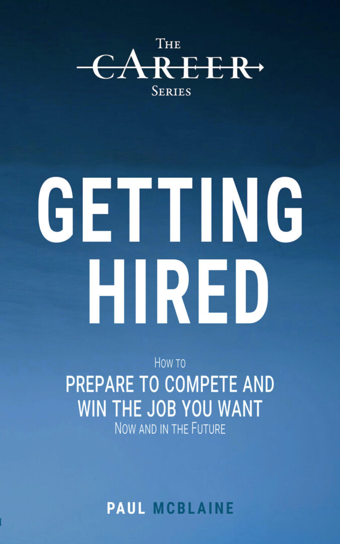 Getting Hired Cover 3 Parts front page